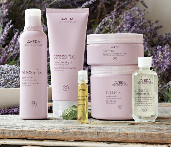Aveda Stress Fix Skin Care
